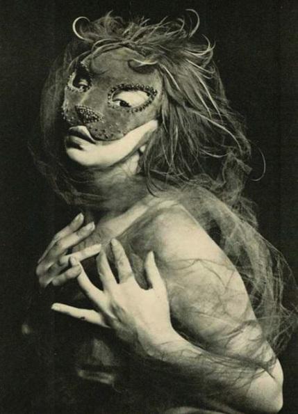 Leonor Fini - cat